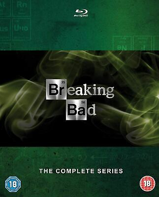 Breaking Bad: The Complete Series  [Blu Ray]