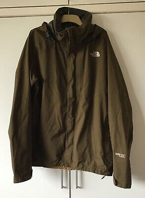 THE NORTH FACE  Gore-Tex Paclite HOODED ANORAK size L