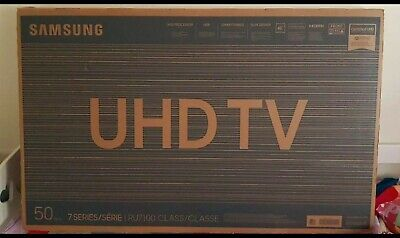 "Samsung UE50RU7100KXXU HDR 4K UHD 50"" Smart TV with Freeview £320 cash in hand"