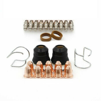 Plasma Cutter Electrodes For Trafimet S45 Consumables Spare Useful New