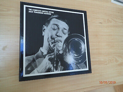 The Complete Capitol Fifties Jack Teagarden Sessions, 4 CD Numbered Box Set