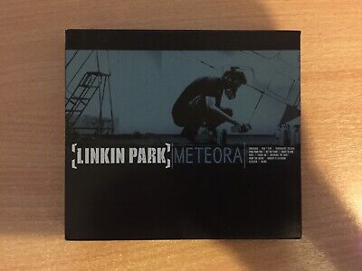 Linkin Park - Meteora - Enhanced Deluxe Multimedia CD Album & DVD (2003)