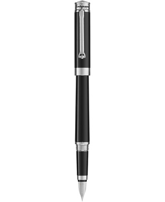 Montegrappa Fountain Pen Word Slim Tip Medium