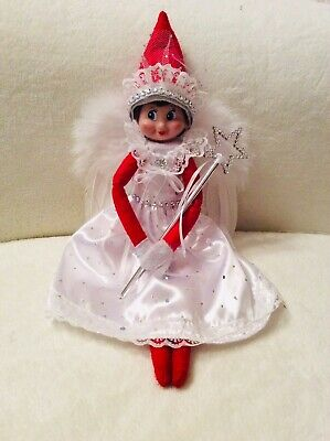 Elf Christmas Fairy Dress prop/accessories handmade to fit on the shelf Elf