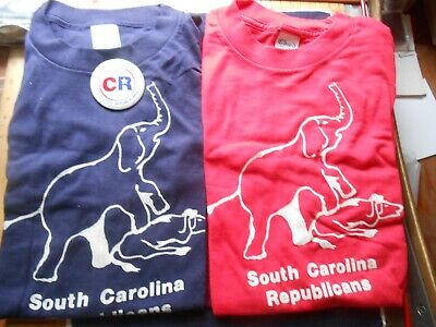 Lot Of 3 Political Campaign Republican Party Of South Carolina Items