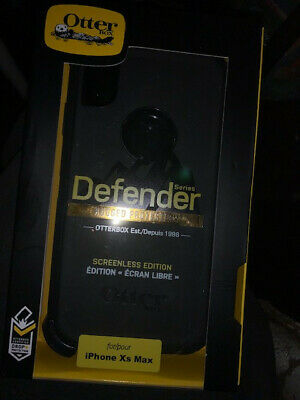 Brand New OtterBox Defender Series Case for Apple iPhone XS MAX 6.5""