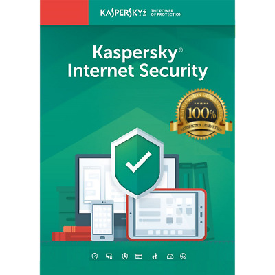 Kaspersky Internet Security 2019  1 Pc Device 1 Year | Big Sale!! 4.99$