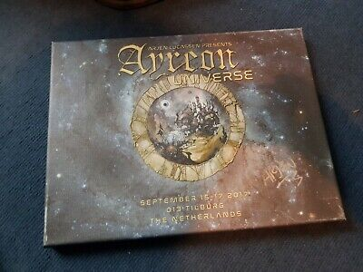 Ayreon Universe LIMITED CANVAS signed by Arjen