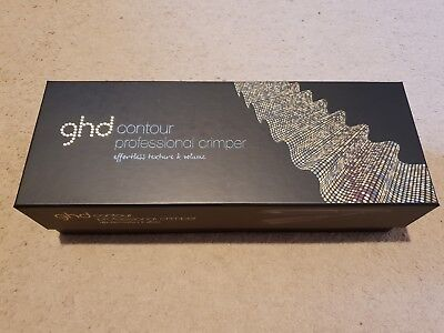 GHD Contour Professional Crimper Brand New In Box