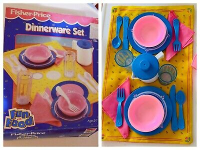 PLAYING SET OF Dishes 2 in 1 Kitchen Storage container From ...