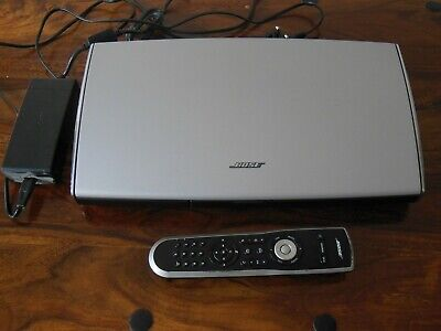 Bose Lifestyle AV20 Console with Remote Control and Power Supply. GWO