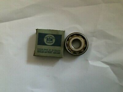 Mrj 5/8 Imperial Cylindrical Roller Bearing Rhp Brand New Old Stock