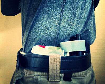 Covert Med Pouch Mini-Med First Aid IFAK