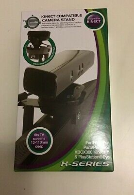 Game On Kinect Compatable Camera STAND. Xbox 360 & PlayStation Eye. Brand New.
