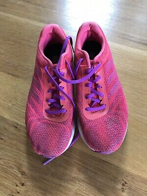 Size 10 Purple//Pink ADIDAS Campus Younger Girls Trainers