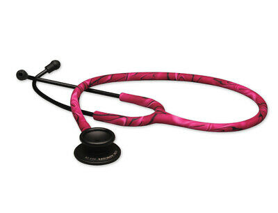 American Diagnostic Corporation ADC 603 Stethoscope Midnight Rose Tactical