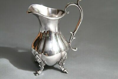 """Reed and Barton Silver Plated 5"""" creamer 795"""