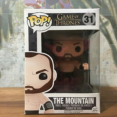 Funko Pop Game of Thrones 31 The Mountain