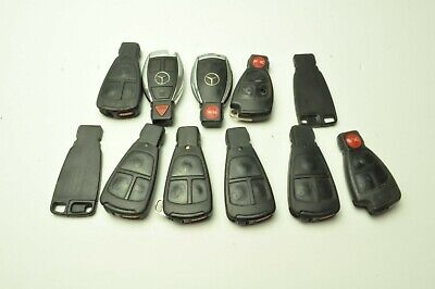 LOT 11 OEM Genuine Factory MERCEDES BENZ SMART  keyless remote fob transmitter