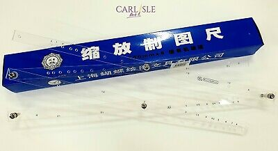 Clear Acrylic Pantograph 500mm