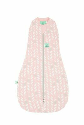 ErgoPouch Organic Cotton 0.2 TOG Cocoon Swaddle - Spring Leaves 4 Sizes