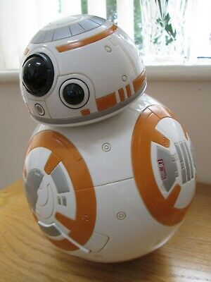 Official Disney Store Star Wars BB8 interactive droid