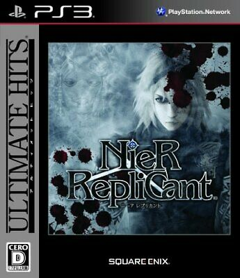 NieR Replicant Ultimate Hits PS3 Square Enix Sony Playstation 3
