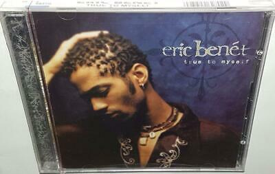 Eric Benet True To Myself (1996) Brand New Sealed Soul R&B Cd