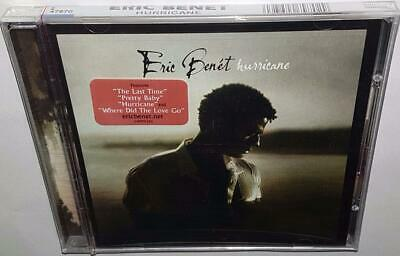 Eric Benet Hurricane (2005) Brand New Sealed Soul R&B Cd
