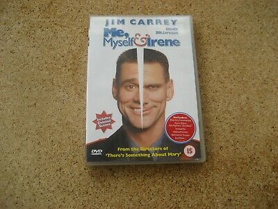 Me, Myself & Irene DVD.