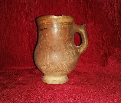 Rarest Old Antique Islamic Pot Dallah Ottoman Mamluk Vase 1800