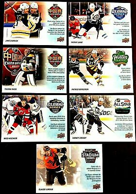 2019-20 Tim Hortons Key Season Events U Pick From List complete your set CHEAP