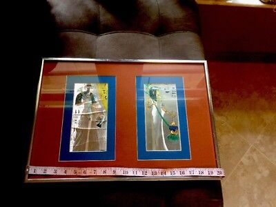 SPHINX Egyptian Goddess Hand Painted Wall Art Signed Nefertiti's IsIs FOIL