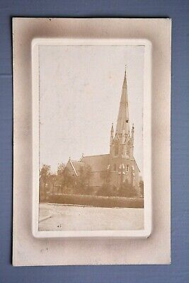 R&L Postcard: Water Orton Church nr Birmingham/Sutton Coldfield