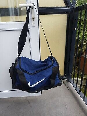 Nike  Sports Gym Bag Blue