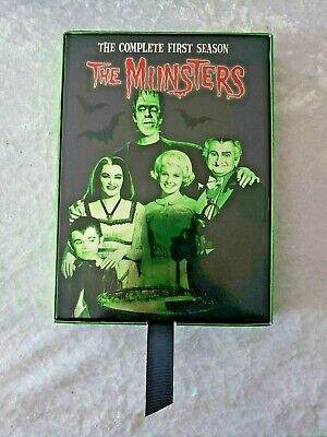 The Munsters - The Complete First Season Ships in 24 hours!