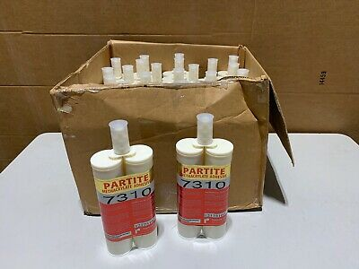 One Parson Adhesives PARTITE 7310 Methacrylate Structural Adhesive 400ml, NOS