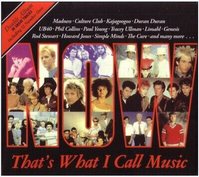 Now Thats What I Call Music Vol 1 Rare Collectors Edition 2cd 2009 NEW SEALED