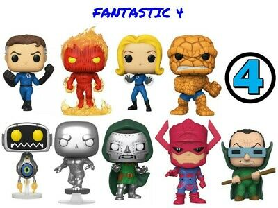 Funko Pop! Marvel Fantastic Four 24pc Cupcake Toppers Birthday Party Cake