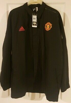 Adidas Manchester United Jacket Xl Brand New With Tags