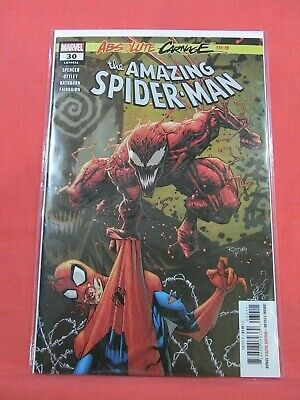 AMAZING SPIDER-MAN #30 - Absolute Carnage Tie-in (2018 6th series) Regular cover