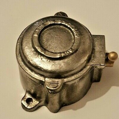 Vintage Crabtree Flame Proof External Light Switch Salvage Reclaimed Industrial