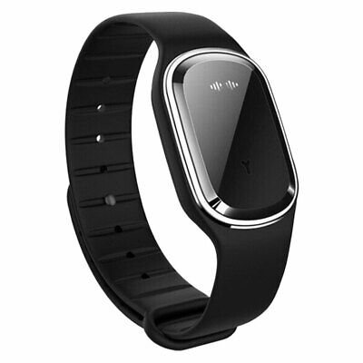 Ultrasonic Outdoor Anti-Mosquito Insect Pest Repeller Wristband Bracelet Smart