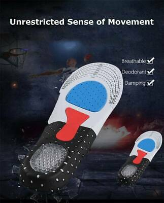 Caresole Plantar Fasciitis Insoles Foot Confort Plus Feeling Younger Shoes Pads