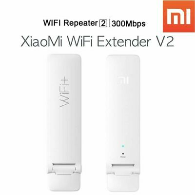 Xiaomi Mi WiFi Repeater 2 300Mbps Amplifier Extender Signal Booster AU STOCK YF