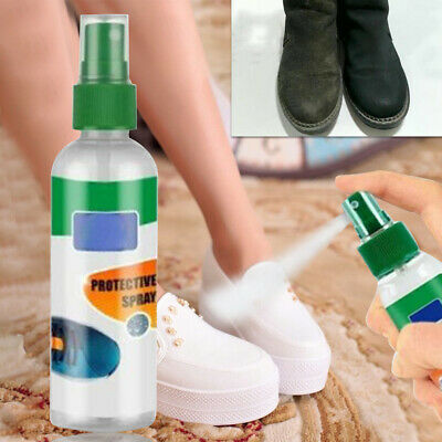 Shoes Multi-Purposes Stain Protector Spray Waterproof and Stain Resistant Spray