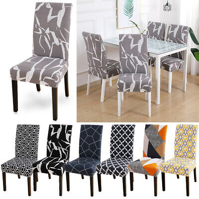 Stretch Dining Chair Cover Removable Slipcover Washable Banquet Furniture Event