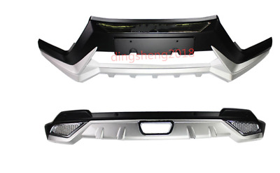Front Bumper / Rear Bumpers Bars Guard Board Cover Trim For Honda XRV XR-V 2018