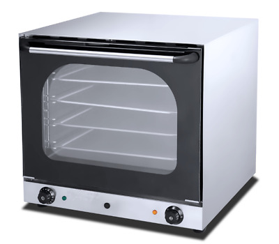 Convection Bake Off Oven with optional water vapour function.