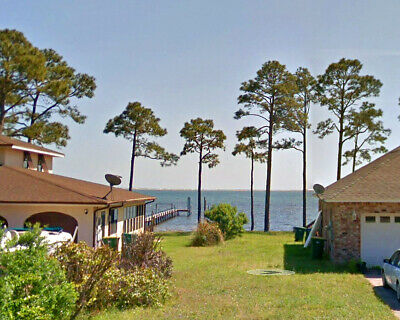 3.3 AC Lot across a Shore, close to Park, Navarre Beach, Florida/Pre-Foreclosure